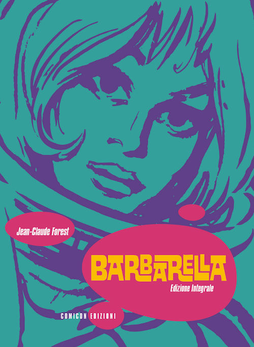 barbarella comicon