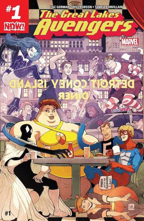great lakes avengers marvel now