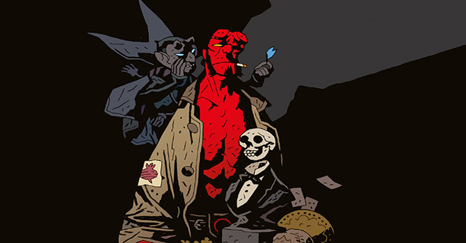 Al via un film su Hellboy con protagonista David Harbour