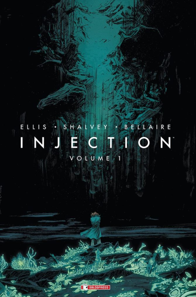 serie tv injection warren ellis saldapress