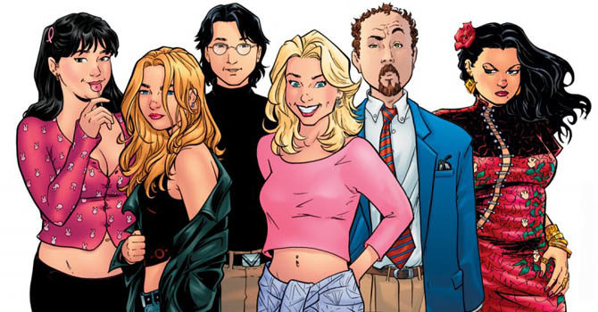 strangers in paradise terry moore