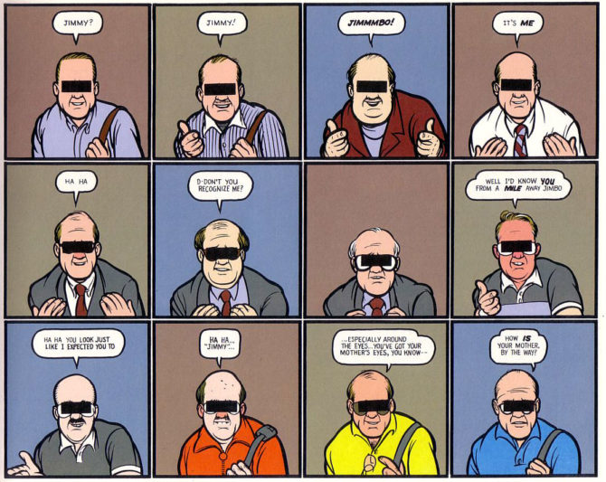 Jimmy Corrigan - Chris Ware