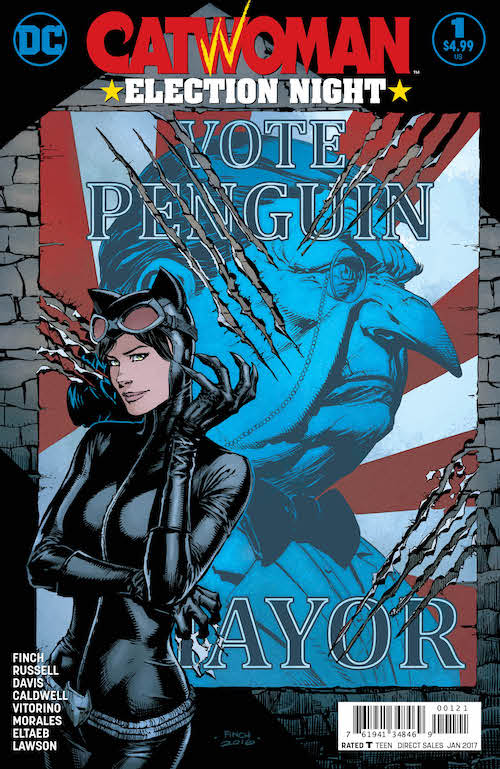 Catwoman Election Night
