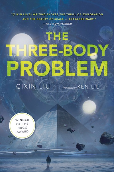 three body cixin liu