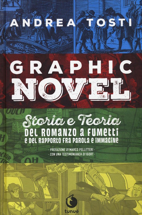 andrea tosti graphic novel saggio tunué