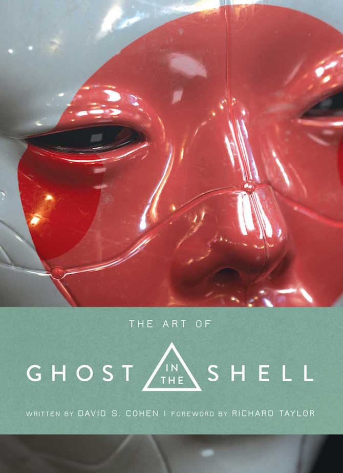 ghost in the shell art