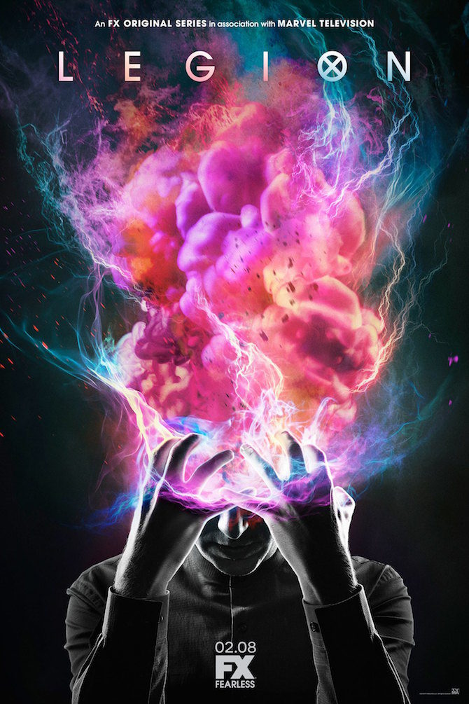 legion poster x-men fx tv