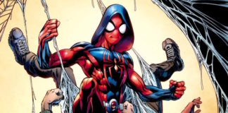 ben reilly scarlet spider
