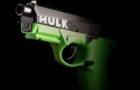 La pistola Beretta dell'incredibile Hulk