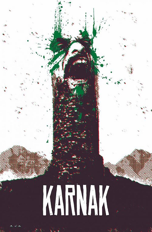 karnak marvel warren ellis