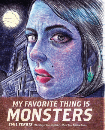 myfavoritethingmonsters