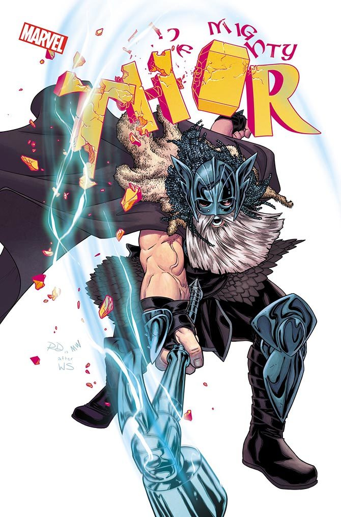nuovo ultimate thor