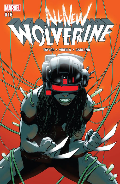 all new wolverine x-23
