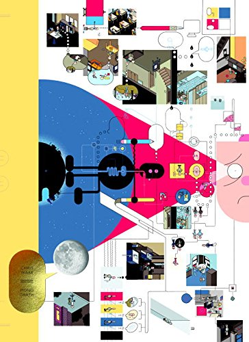 James Sturm fumetti chris ware monograph