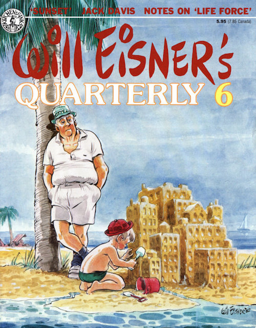 sunset city will eisner quarterly