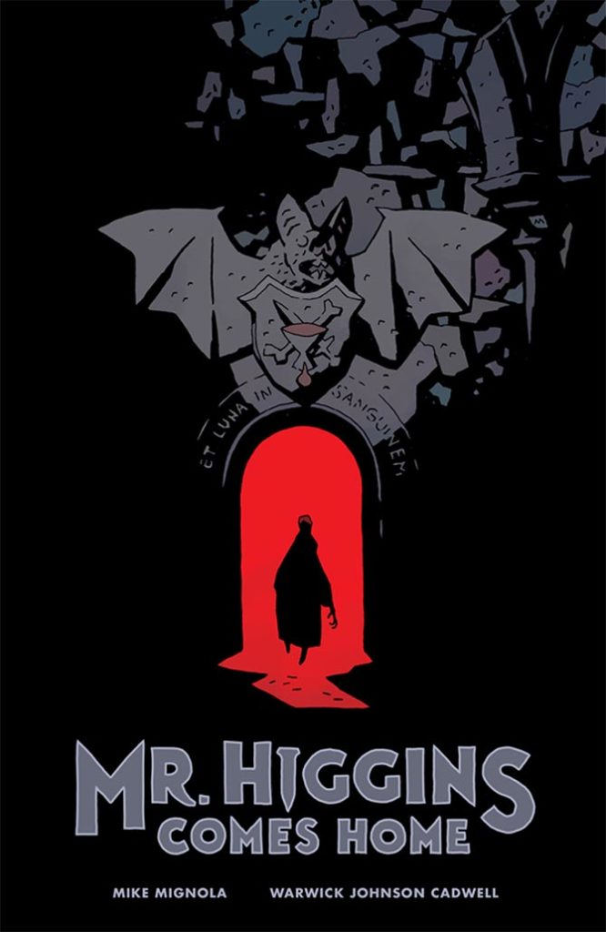 mike mignola mr higgins comes home