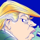 Donald Trump secondo Garry Trudeau