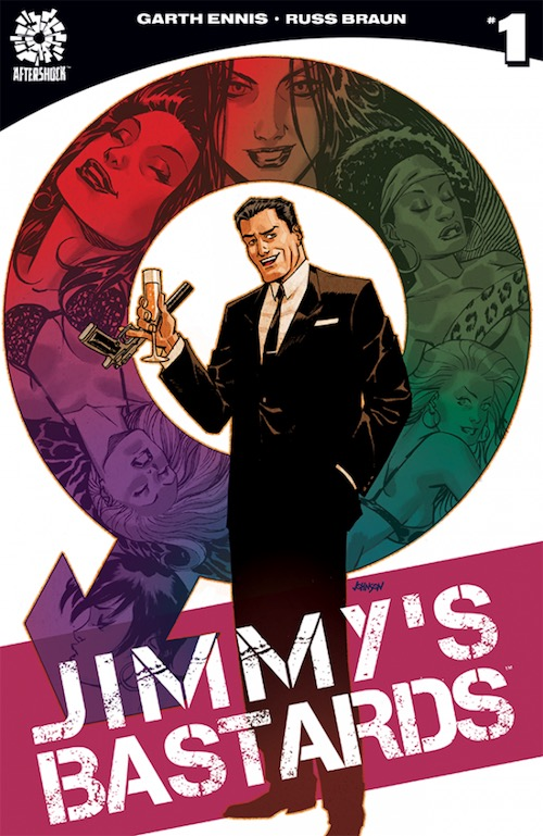 JIMMYS BASTARDS garth ennis