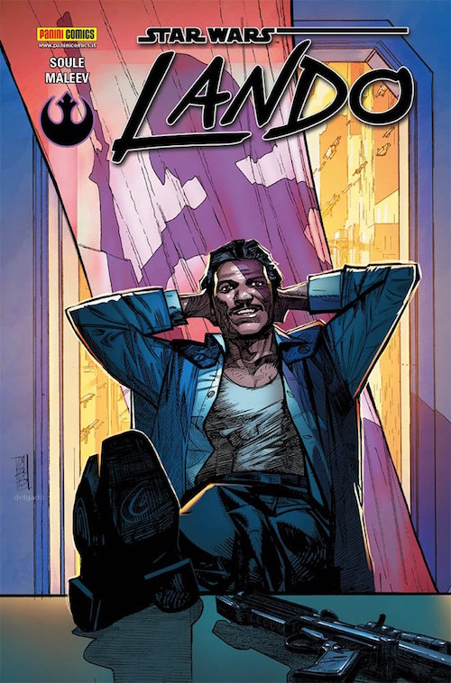 lando star wars panini comics