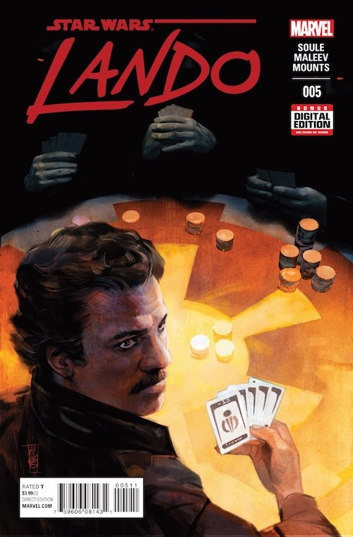 lando star wars panini comics marvel