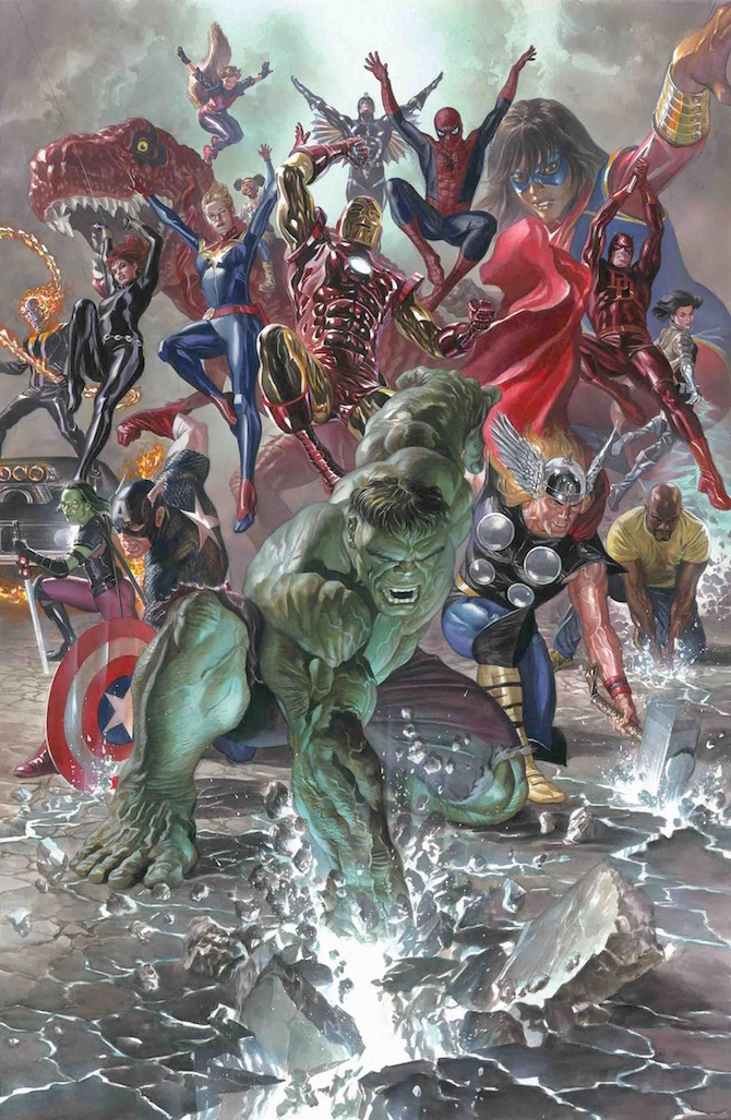 marvel legacy alex ross