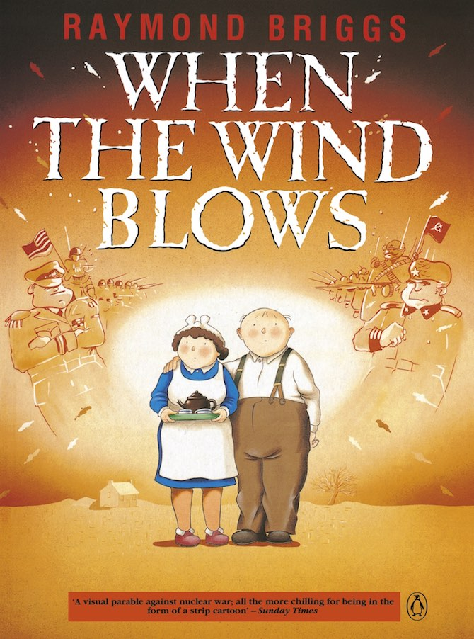 when the wind blows raymond briggs