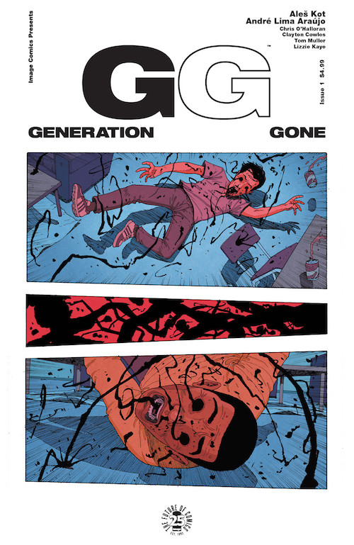 Generation Gone kot image comics