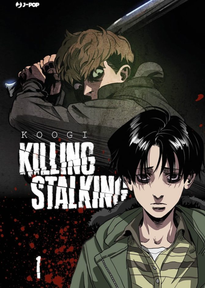 Killing Stalking koogi j-pop manga fumetto