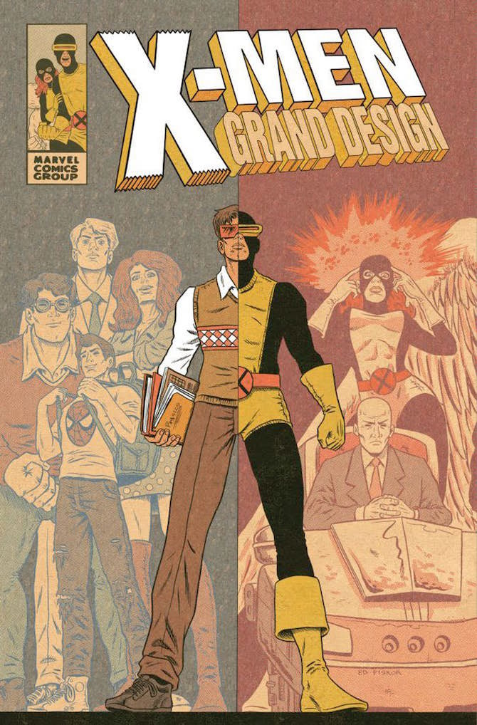 X-Men Grand Design Ed Piskor