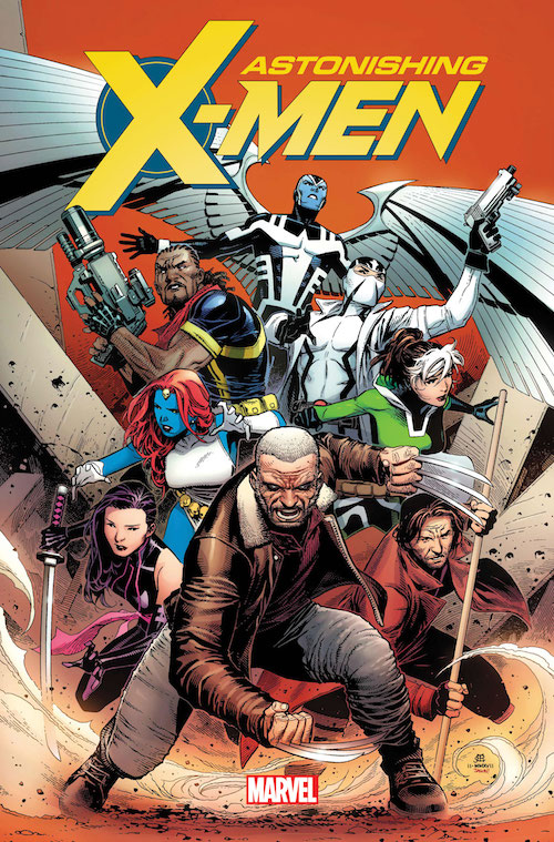 astonishing x-men 1 2017