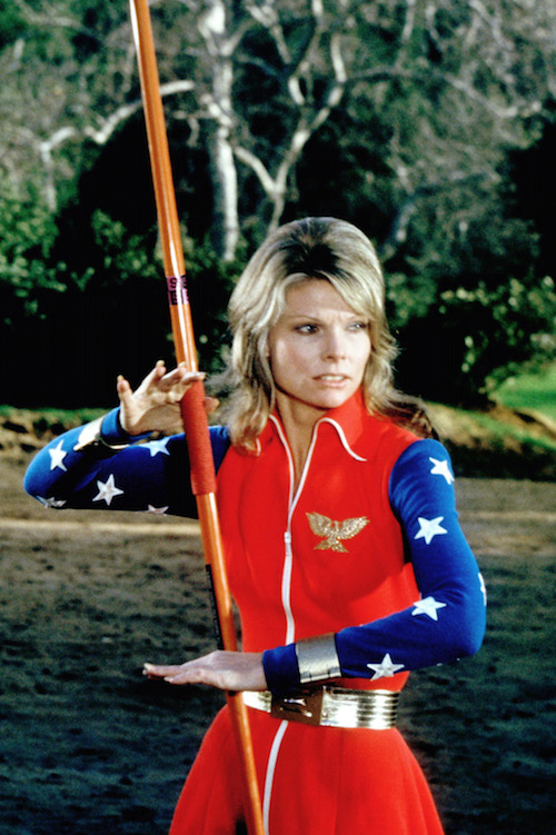 Cathy Lee Crosby wonder woman