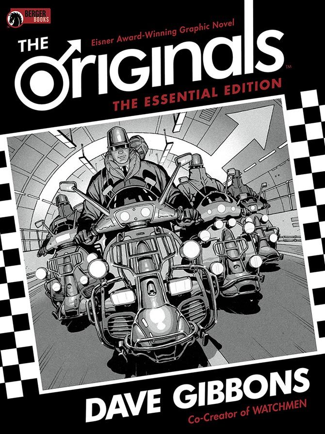 berger books the originals