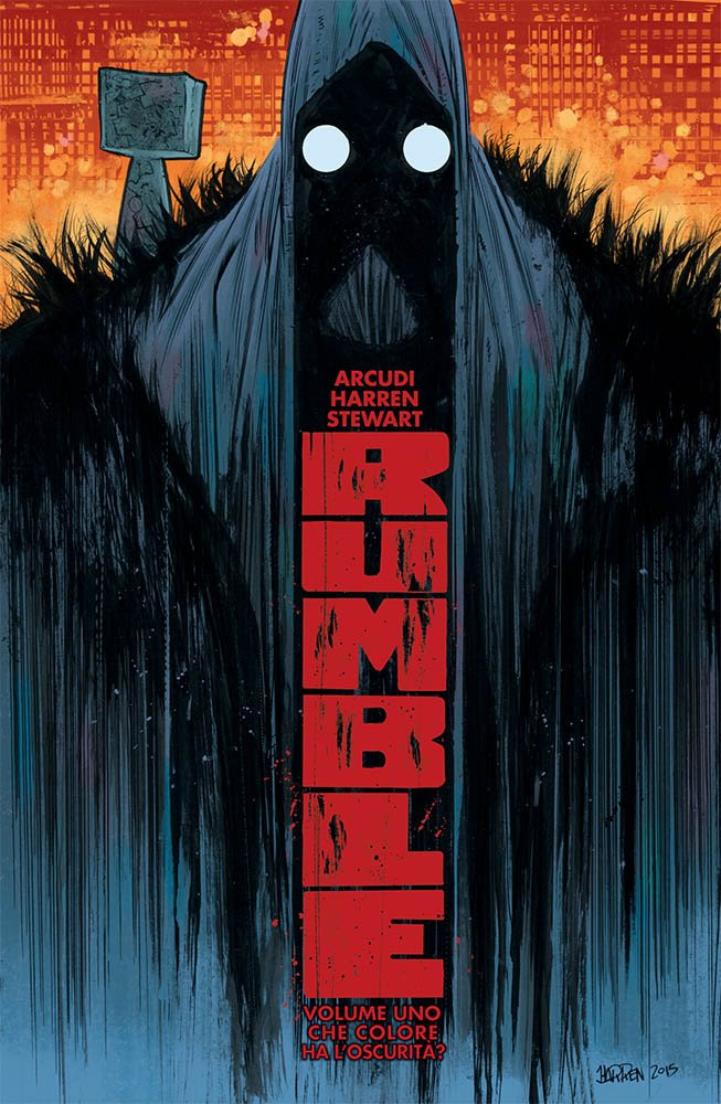 rumble image comics panini