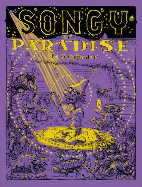 songy of paradise gary panter