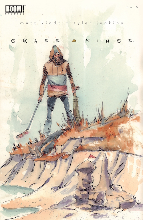 grass kings matt kindt