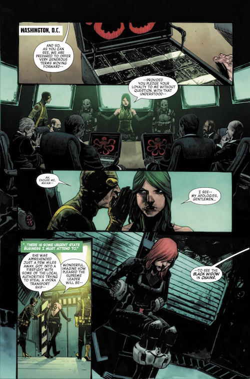 secret empire recensione marvel