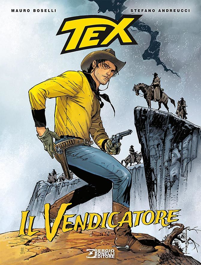 tex il vendicatore