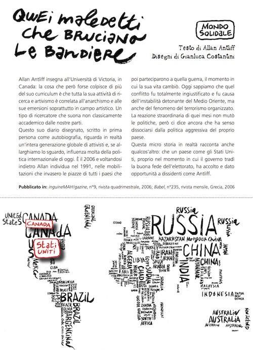 fedele linea costantini graphic journalism