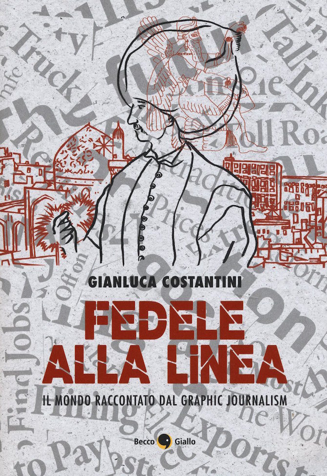 fedeli linea costantini graphic journalism
