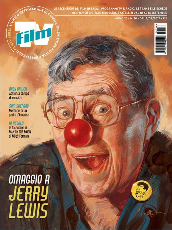 film tv carnevale jerry lewis