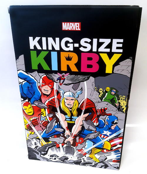 king size kirby panini marvel