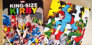 king size kirby recensione panini marvel