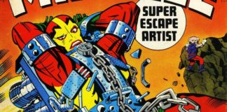 mister miracle jack kirby