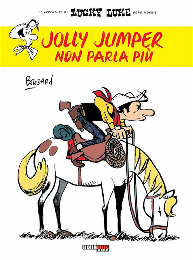 lucky luke bouzard