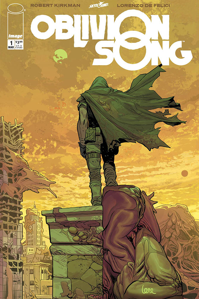 oblivion song robert kirkman