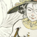 """Eleanor & the Egret"": Sam Kieth incontra l'art nouveau"