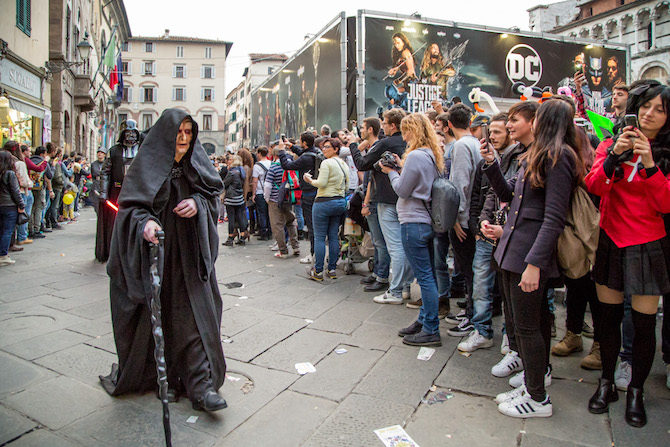 parata star wars lucca comics2017
