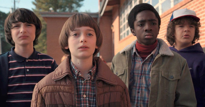 stranger things 2 recensione