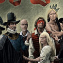 """1602"", i supereroi Marvel secondo Neil Gaiman"