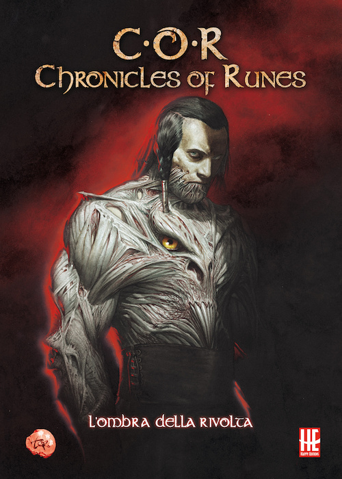 Chronicle of Runes riccardo federici intervista fumetto